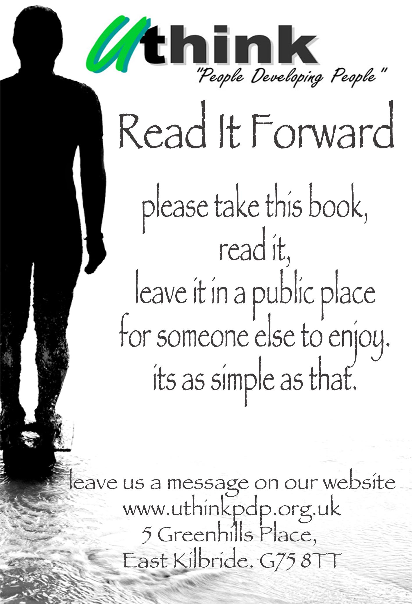 Image Read It Forward
