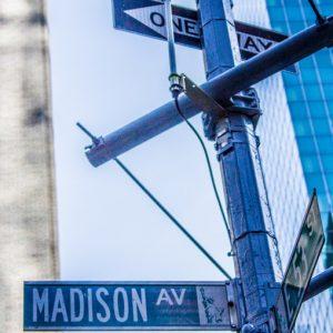 Image Walking down Madison