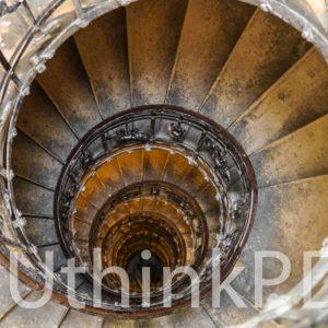Image Downward Spiral