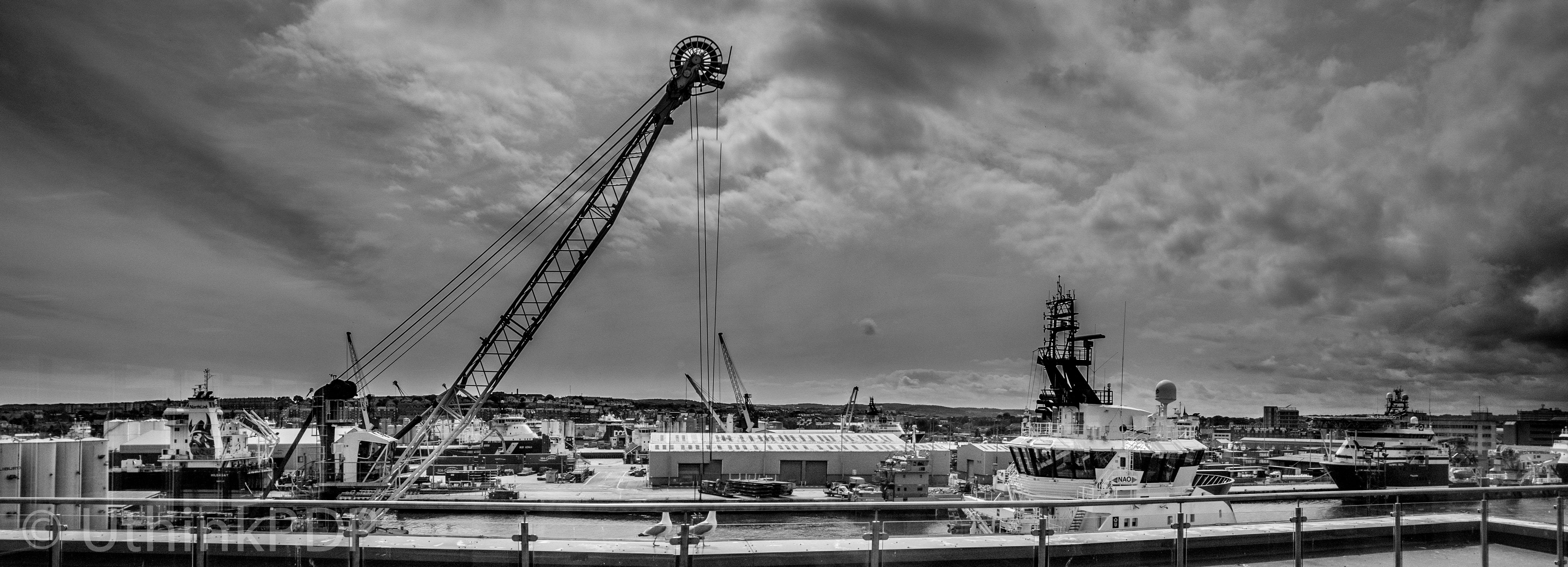 Image Aberdeen Docks