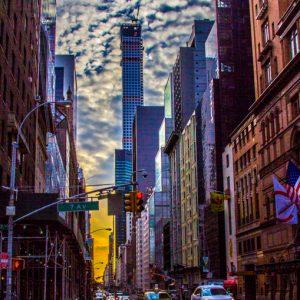 Image New York Sky