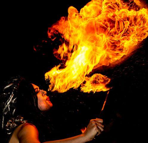 Image Flaming Hot
