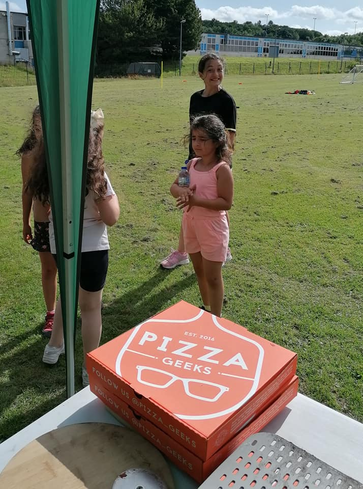 Image pizza in the Park