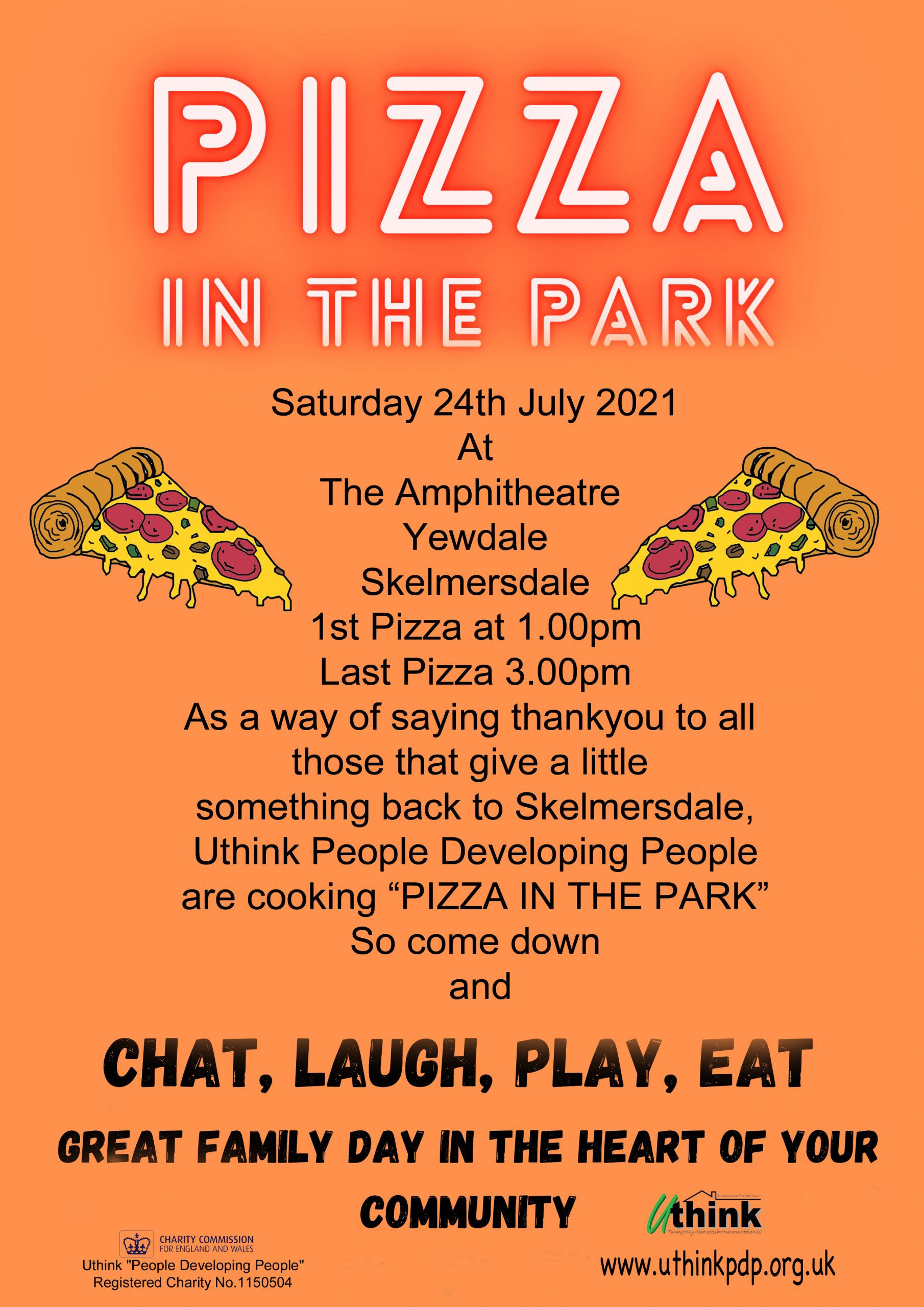 Image Pizza in the Park Skelmersdale