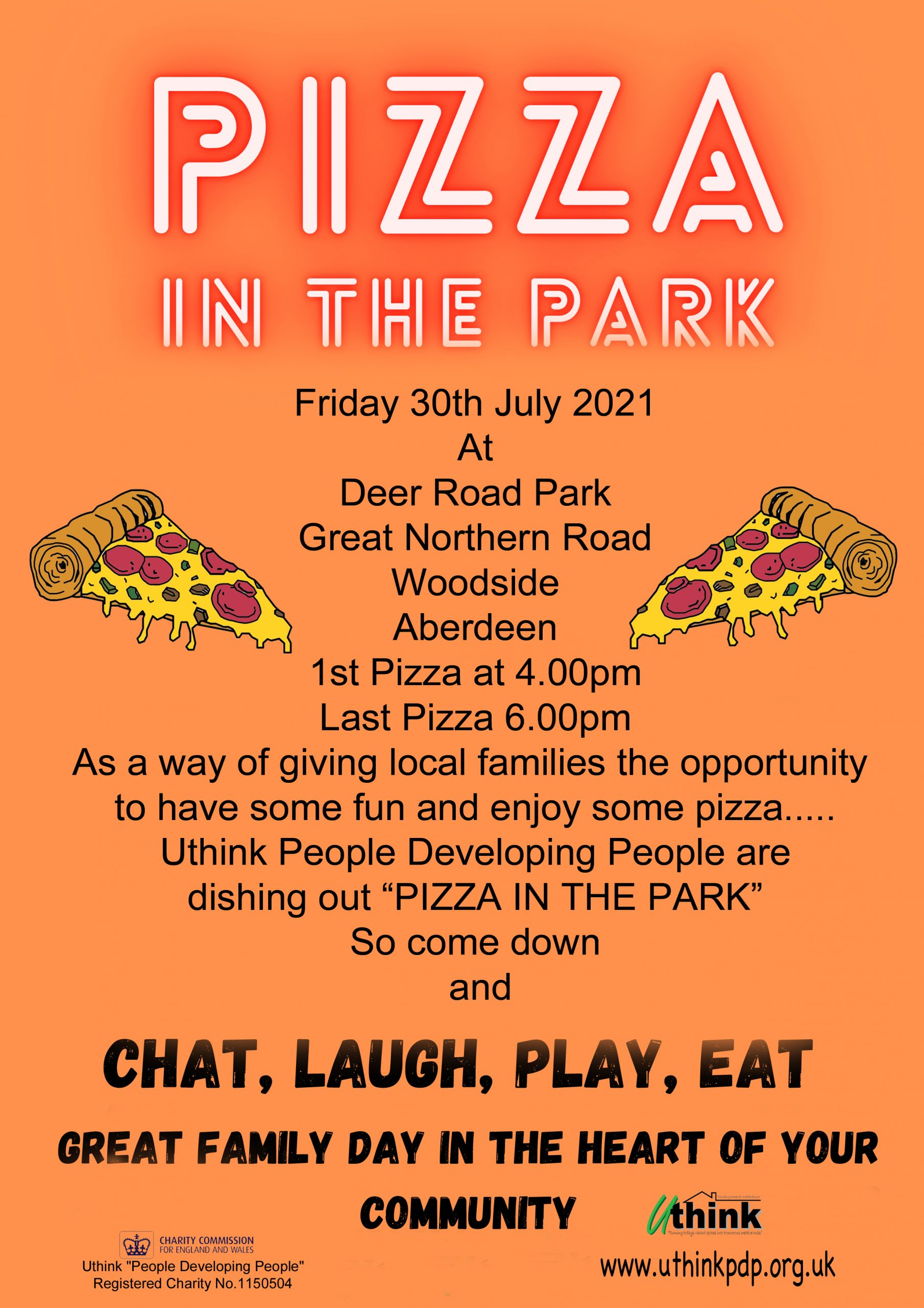 Aberdeen Pizza in the Park