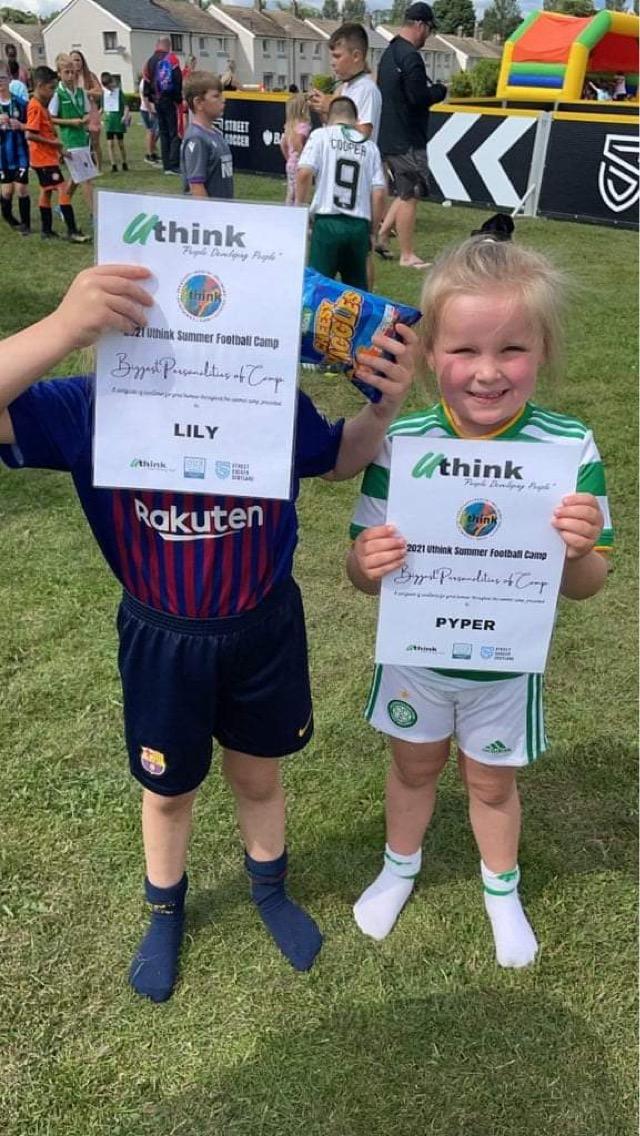 Image kids certificates